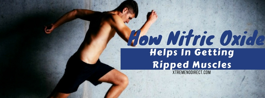 Nitric Oxide (NO) Helps In Getting Ripped Muscles