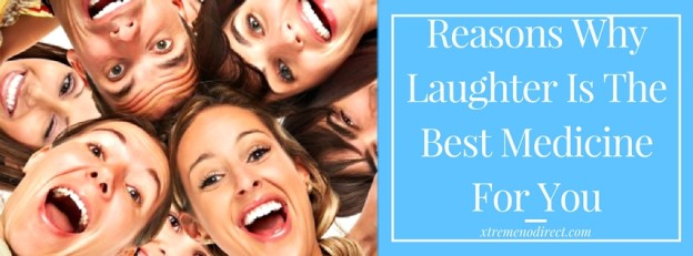 Laughter Is The Best Medicin