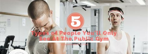 types of gym people