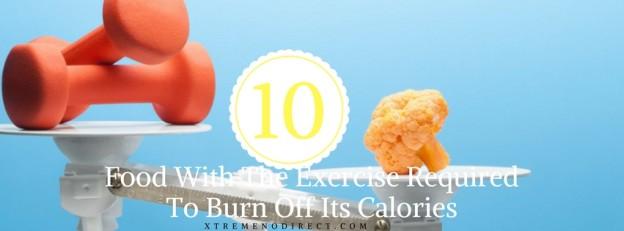 exercises to burn calories