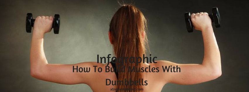 How To Build Muscles With Dumbbells