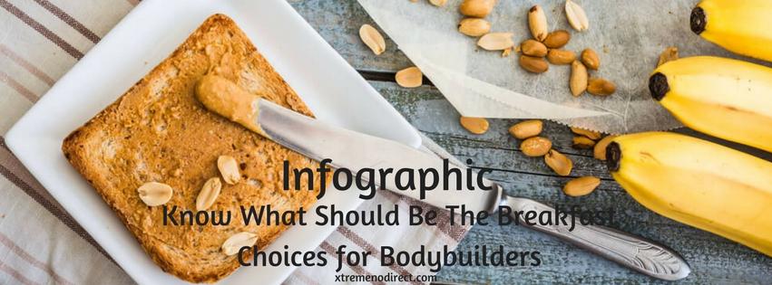 breakfast for bodybuilders