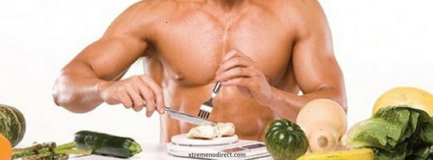 10 muscle building foods