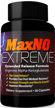 MaxNO-Extreme Extend Release Formula