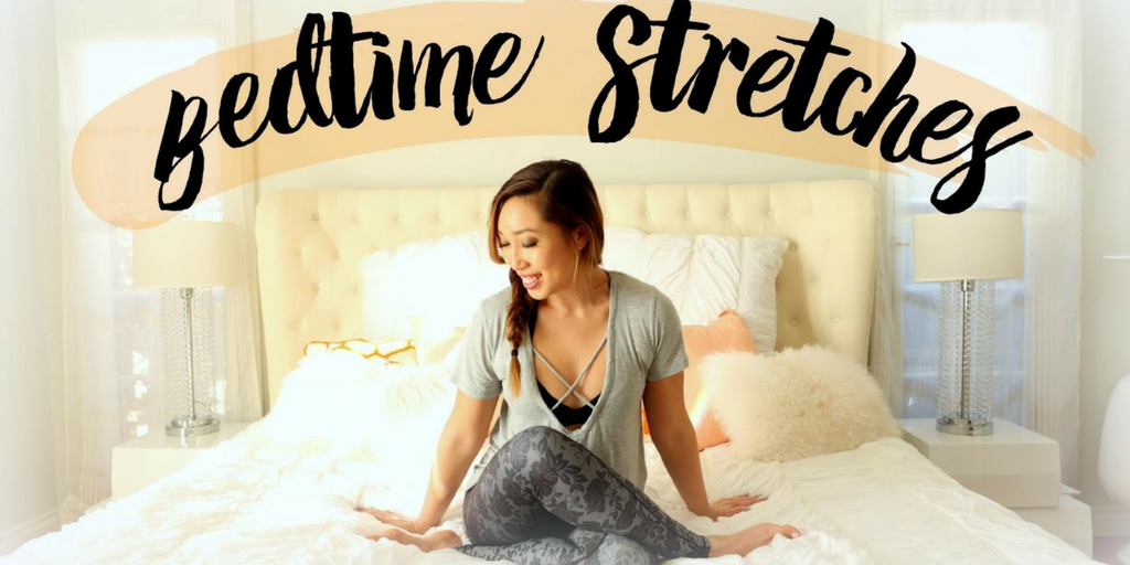 Stretches To Do Before Going To Bed