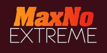 MaxNo Extreme Logo